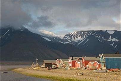 Arctica: Record absolut de căldură în arhipelagul norvegian Svalbard