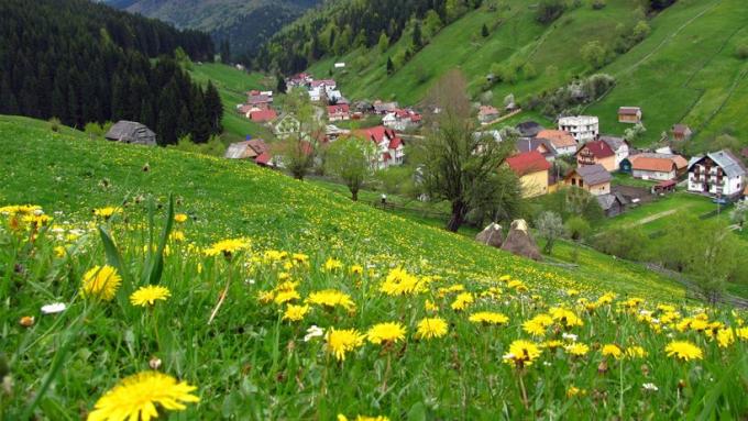 Asociaţia ''Hai în Sat'', care îşi propune să îi ajute pe români să redescopere viaţa la ţară, lansată la Cluj