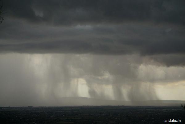 Atenționare SPANIA – Fenomene meteo deosebite în Andaluzia şi Murcia
