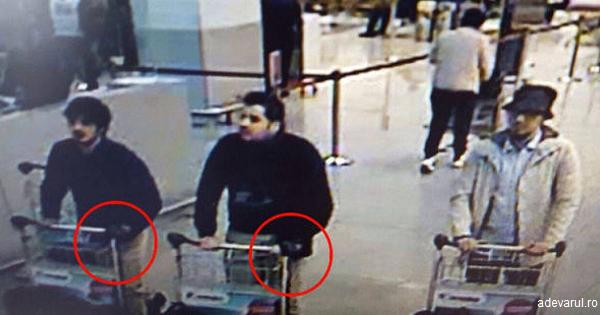 Atentate la Bruxelles: Mister în jurul celui de-al treilea jihadist de la aeroportul Zaventem