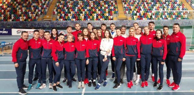 Atletism: România a cucerit 9 medalii la Campionatele Balcanice de juniori de la Istanbul