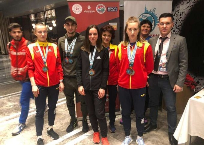 Atletism: România, primul loc în clasamentul pe medalii la Campionatele Balcanice indoor
