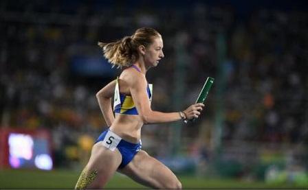 Atletism - Universiada de la Taipei: România a câștigat bronzul la ștafetă 4x400 m