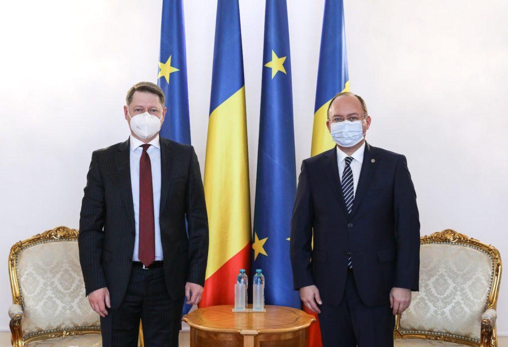 Aurescu: România sprijină operaţionalizarea completă a Autorităţii Europene a Muncii