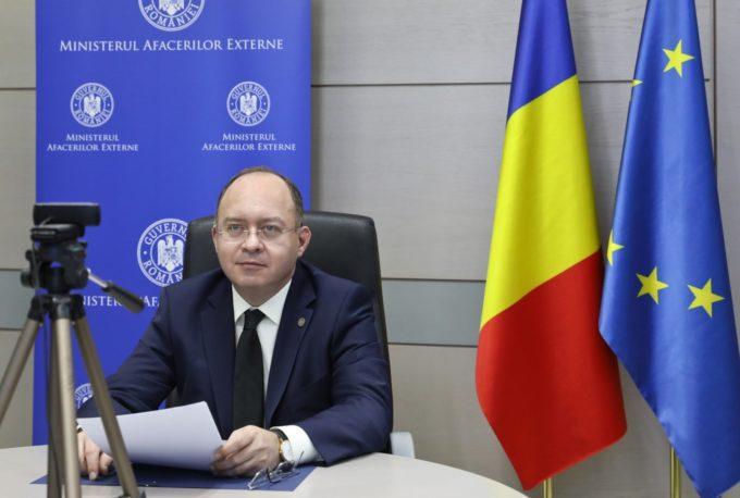 Aurescu a discutat cu omologul spaniol: Operaţionalizarea deplină a Parteneriatului strategic, pe agendă