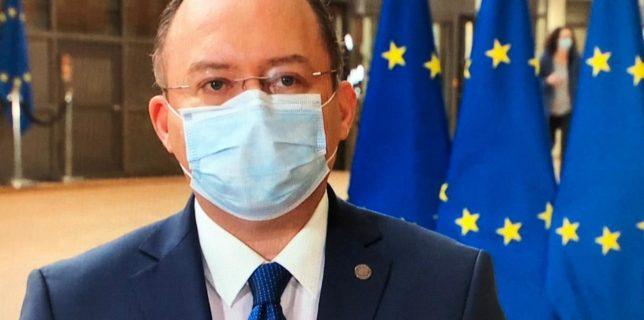 Aurescu, despre paşaportul de vaccinare Până la o poziţie omologată la nivel european, aşteptăm