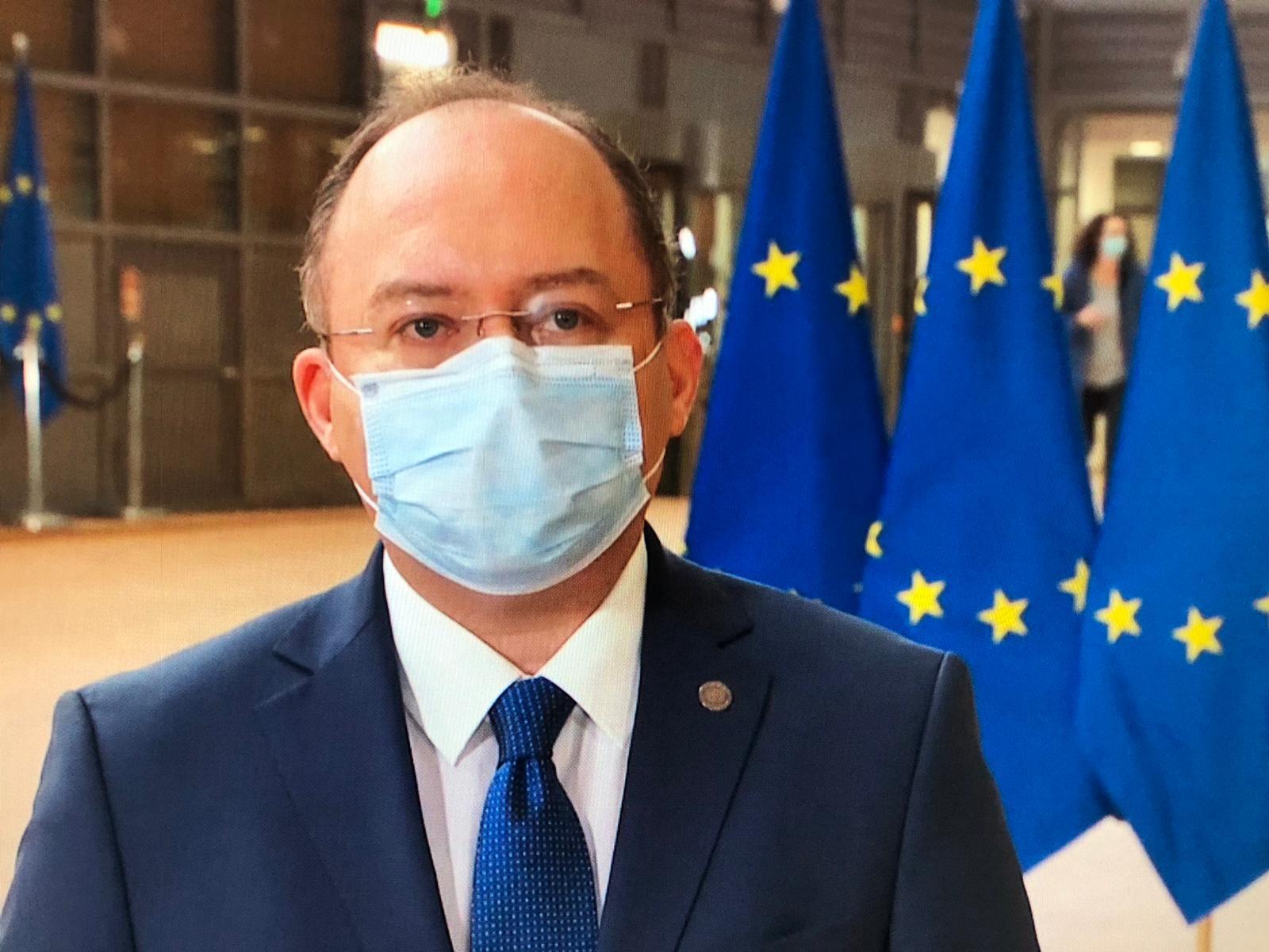 Aurescu, despre paşaportul de vaccinare: Până la o poziţie omologată la nivel european, aşteptăm
