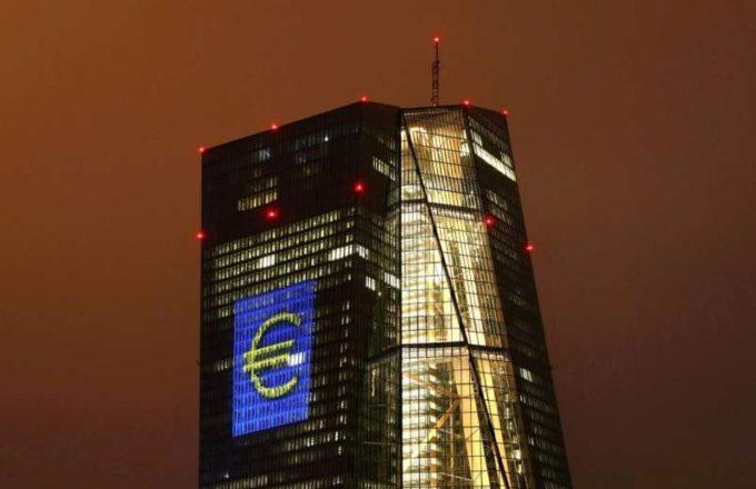 BCE a îmbunătăţit prognoza privind evoluţia economiei zonei euro în 2021 şi în 2022
