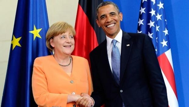 Barack Obama va avea ultima sa întrevedere oficială cu cel mai 'apropiat partener internațional', Angela Merkel