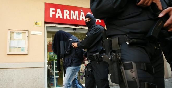 Barcelona: 9 detenidos en una operación contra el terrorismo yihadista