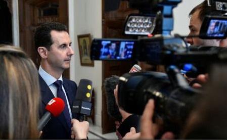 """Bashar al-Assad vrea să elibereze """"fiecare centimetru pătrat din teritoriul"""" Siriei"""