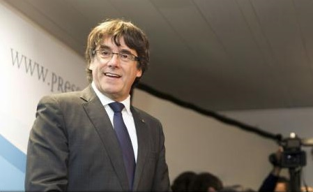 Belgia intenționează să îl extrădeze pe Carles Puigdemont