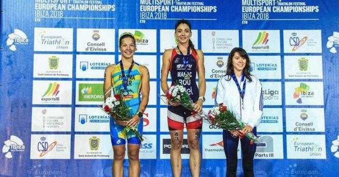 Bilanţul triatlonului românesc, în 2018: 13 medalii la Campionatele Mondiale şi Europene