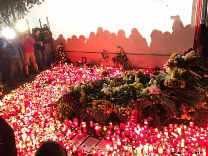 """Bilanțul celor decedați în incendiul din clubul Colectiv a ajuns la 54; un rănit a murit la Spitalul """"Bagdasar-Arseni"""""""