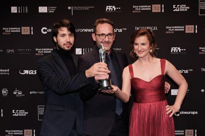 Bogdan Mureşanu, al doilea român după Cristian Mungiu care ajunge pe lista scurtă la premiile Oscar