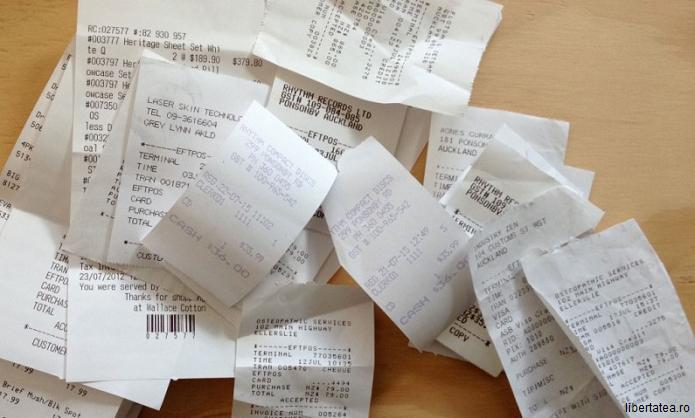Bonurile câștigătoare la extragerea ocazională a Loteriei fiscale sunt cele din 12 octombrie cu o valoare de 766 de lei