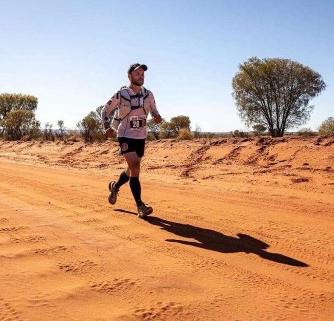 Botoşani: Pompierul Iulian Rotariu a câştigat ultra-maratonul ''Ultra Africa Race'' din Mozambic