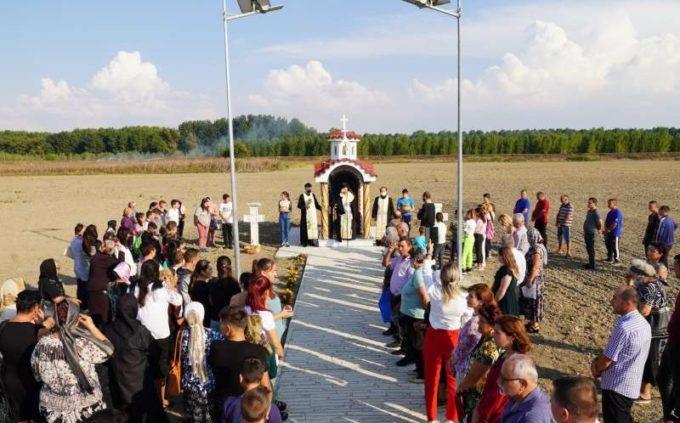 Brăila: Cimitir pentru deţinuţii politici care au murit în lagărul de muncă Salcia din Insula Mare