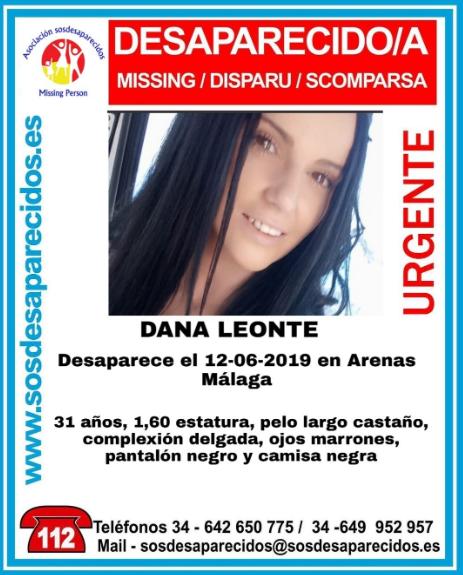 """Buscan a Dana, una joven rumana. El novio: """"Me decían 'confiesa que la has matado', pero yo no he sido"""""""