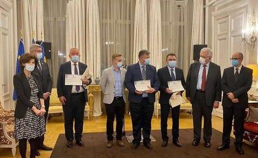 Buzău, Ghelinţa, Sibiu şi Isaccea, câştigătoarele concursului ''Oraşul durabil 2021'', premiate de Ambasada Franţei