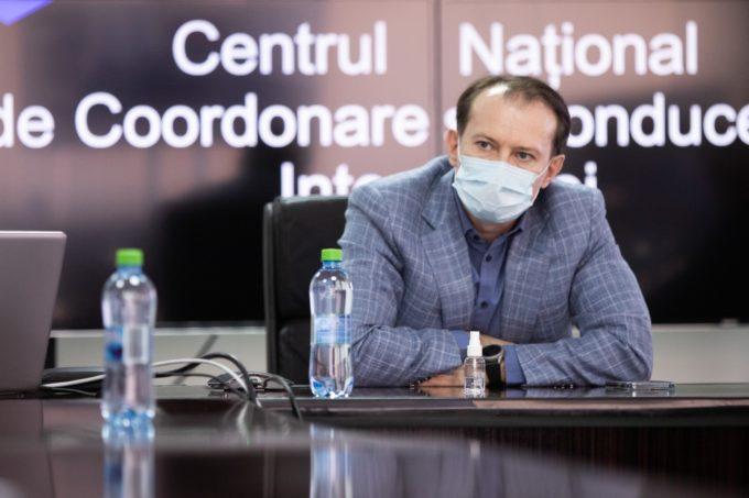 Cîţu vorbeşte de demisii după scandalul de la Spitalul Foişor: Să vedem dacă mai există onoare în România