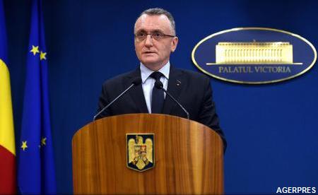 Cîmpeanu - premier interimar: Este o responsabilitate mare, chiar dacă mandatul e limitat în timp
