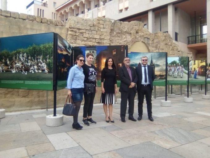 Córdoba: Expoziția Patrimoniul Mondial UNESCO din România, autor fotograf Florin Andreescu