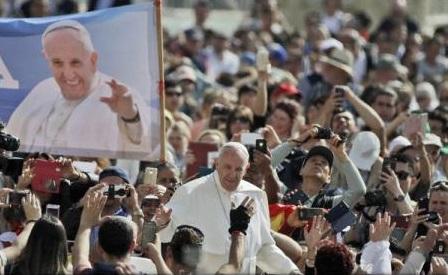 CENTENAR FATIMA Relația specială a papei Fancisc cu ziua de 13 mai și Fatima