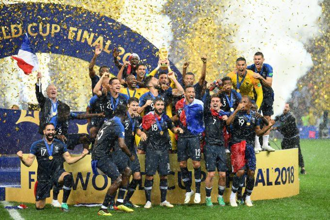CM 2018: Franţa, recompensată de FIFA cu 32,5 milioane de euro pentru titlul mondial