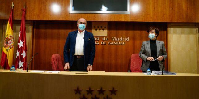CM: Ampliamos a 2 zonas básicas de salud y 6 localidades las limitaciones de movilidad por COVID