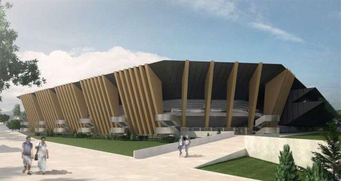 CS Dinamo a prezentat machetele cu noul stadion de fotbal care ar urma să se construiască