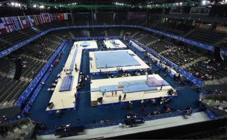 Campionatele Europene de gimnastică artistică încep miercuri la Cluj-Napoca, la 60 de ani de la precedenta ediție găzduită de România