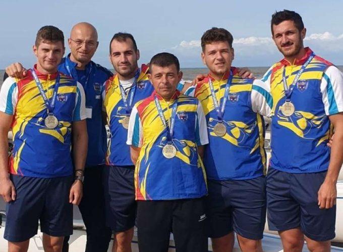 Canotaj: România a obţinut o medalie de bronz la European Coastal Challenge 2020