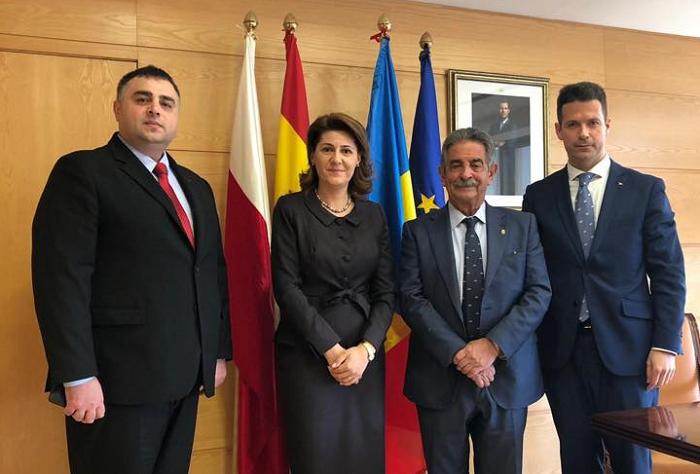 Cantabria y Rumanía estrechan relaciones con la apertura de un consulado honorario y de una colaboración con la región de Constanza