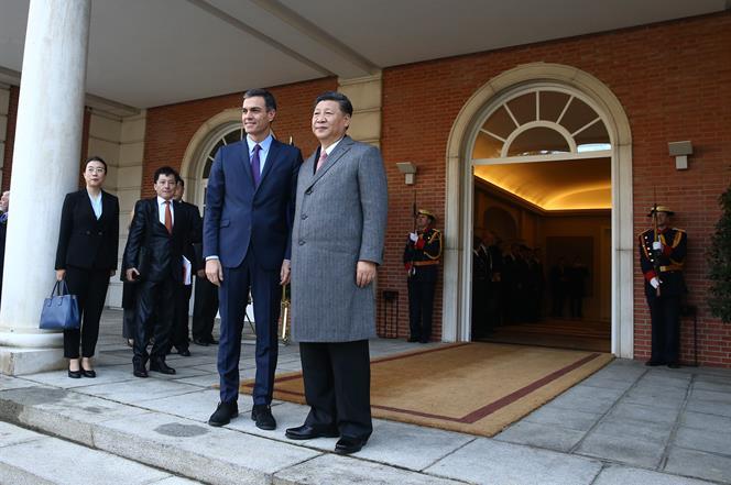Care sunt obiectivele preşedintelui chinez Xi Jinping, aflat într-o vizită de stat în Spania