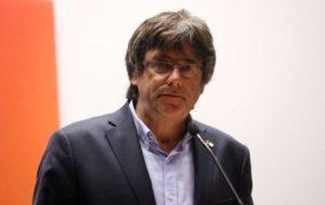 Carles Puigdemont a fost arestat în Sardinia, Italia