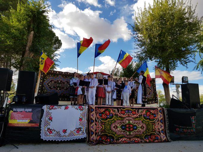 """Cea de a doua ediție a Festivalului de tradiții și obiceiuri românești """"NU UITA CĂ EȘTI ROMÂN"""", 14 octombrie 2018, Tomelloso, provincia Ciudad Real"""