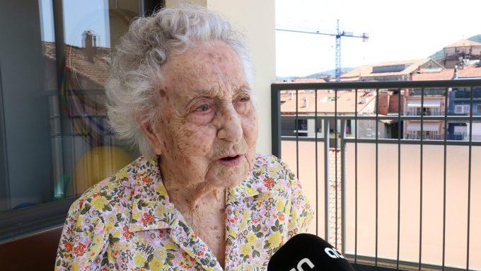 ''Cea mai bătrână femeie din Spania'' s-a vindecat de COVID-19 la vârsta de 113 ani