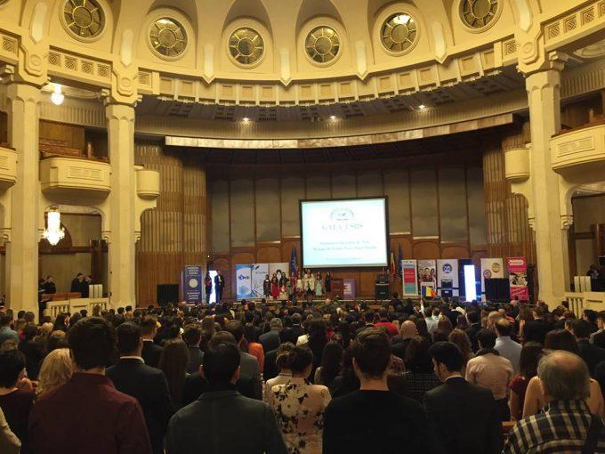 Cei mai buni studenți români, premiați în cadrul Galei Studenților Români din Străinătate