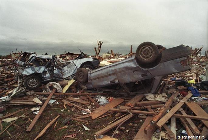 Cel puțin 28 de morți în urma tornadelor din sudul Statelor Unite