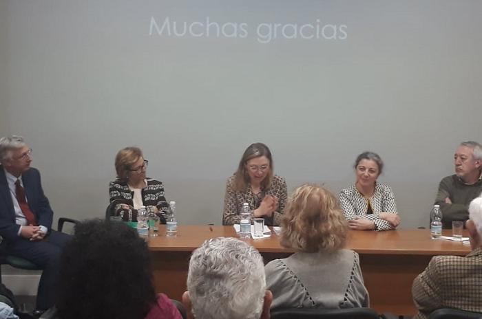 Celebración de la III Jornada Hispano-Rumana de Cultura y Documentación