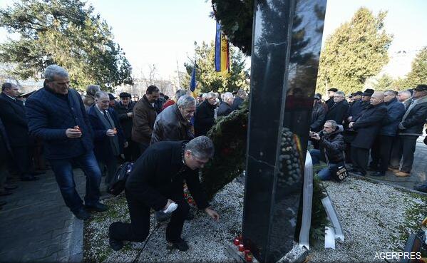 Ceremonie-la-Cimitirul-Eroilor-Revoluției-în-memoria-celor-căzuți-în-Revoluția-din-decembrie-1989-1