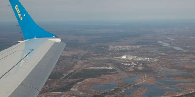 Cernobîl35: Turiştii au şansa de a survola zona unde, în urmă cu 35 de ani, s-a produs dezastrul nuclear