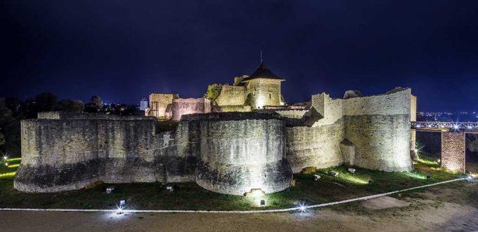 Certificat de excelenţă pentru Cetatea de Scaun a Sucevei, al doilea an consecutiv