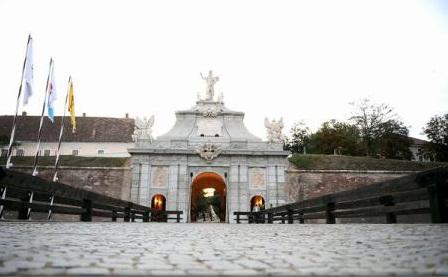 Cetatea Alba Carolina, într-un nou documentar realizat de Charlie Ottley