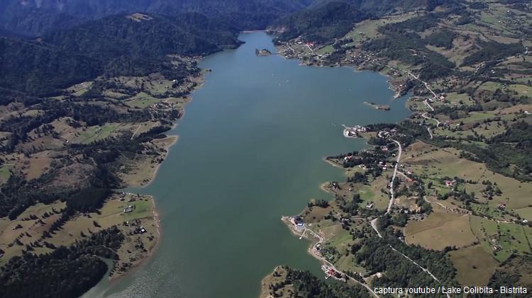 Colibița - zona cu cel mai pur aer din România ar putea redeveni staţiune
