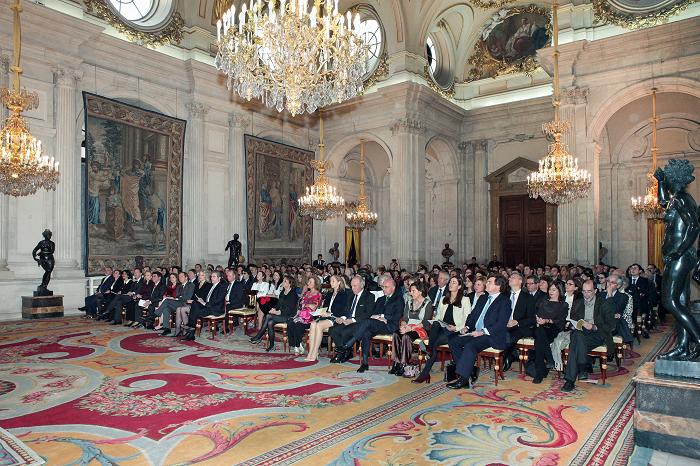 Comemorarea a 150 de ani de regalitate românească la Palatul Regal din Madrid