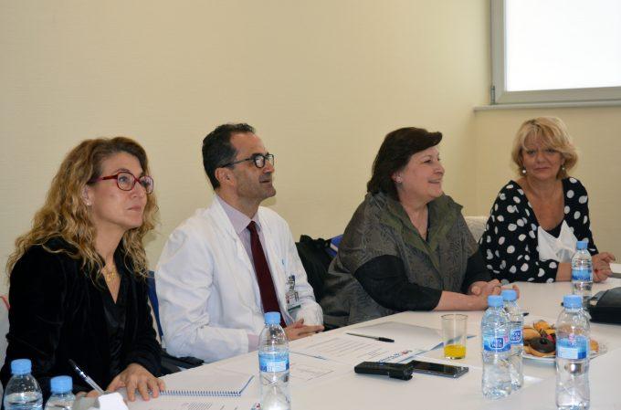 Consiliul Pacienților al Spitalului din Torrejón se concentrează pe asistența medicală oferită pacienților oncologici