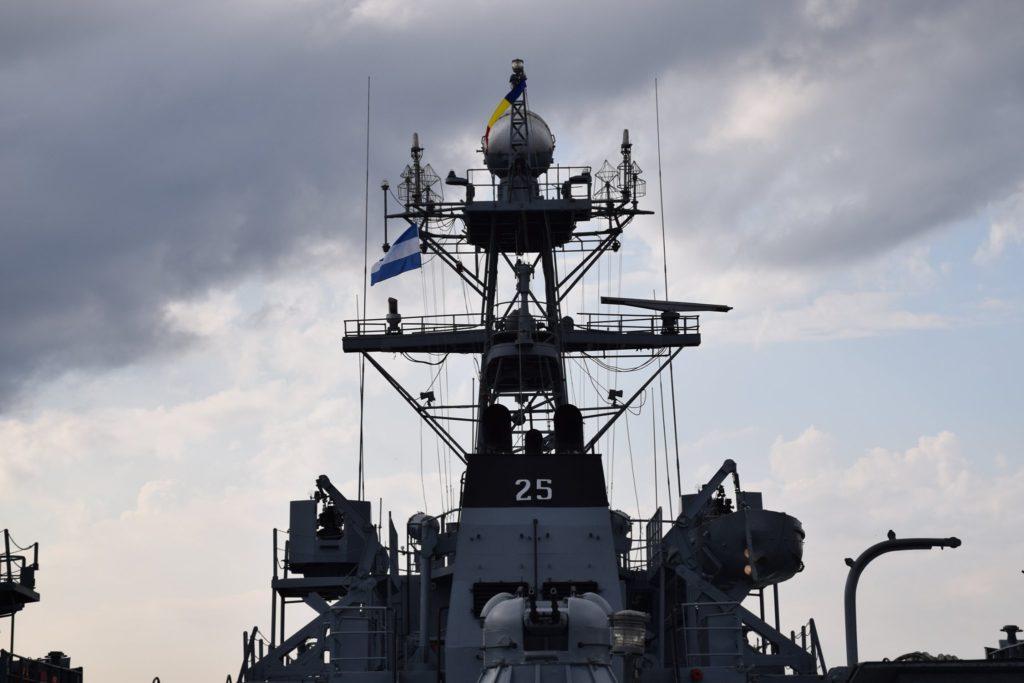 Constanţa: Dragorul ''Lt. Lupu Dinescu'' participă la nouă misiune NATO, în Marea Neagră