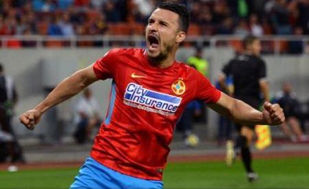 Constantin Budescu a fost desemnat jucătorul anului 2017 în cadrul Galei Fotbalului Românesc